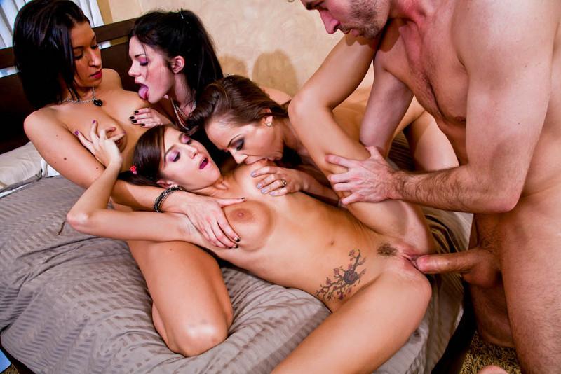 три порно фото