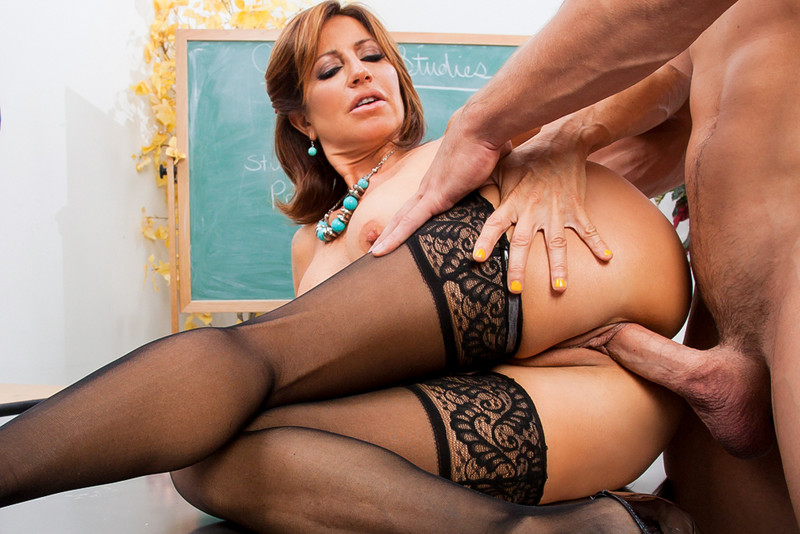 Porn my first teacher