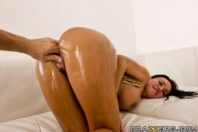 Anal slip and slide franceska jaimes