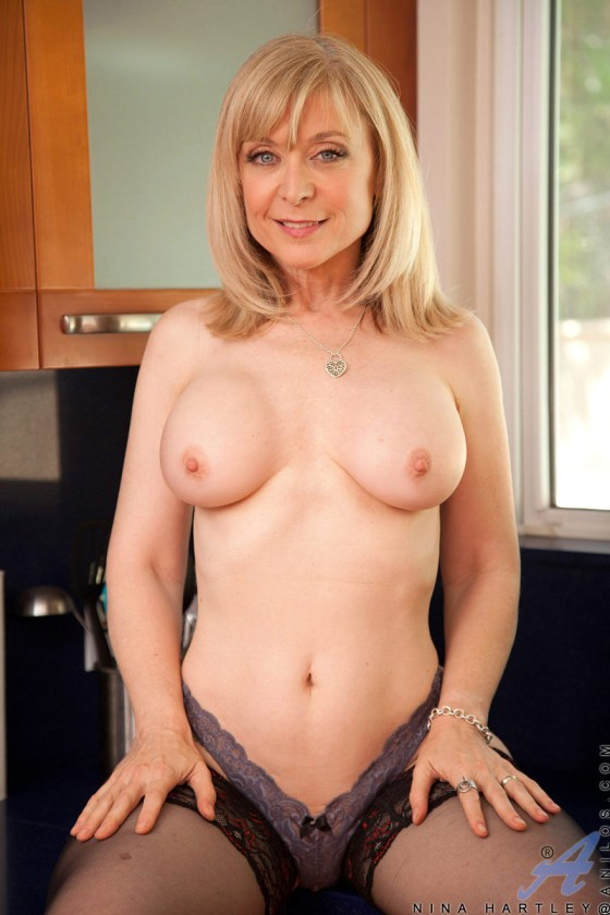 Assured. Naked nina hartley